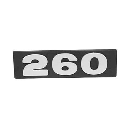 EMBLEMA 260 GRADE P-94