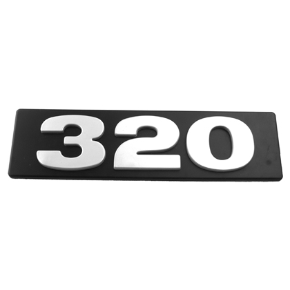 EMBLEMA 320 GRADE T-R 113