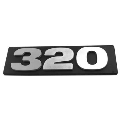 EMBLEMA 320 GRADE T-R 114