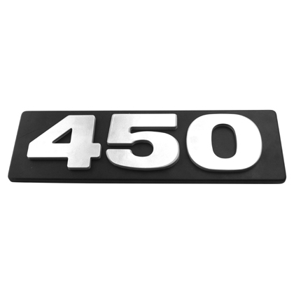 EMBLEMA 450 GRADE T-R 114