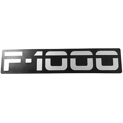 EMBLEMA    F1000   ANO 93-98