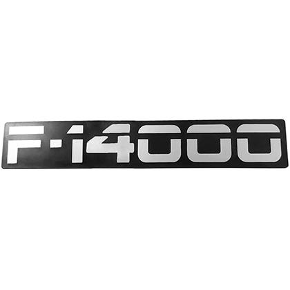 EMBLEMA F14000 92 ATE 98