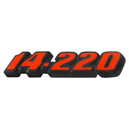 EMBLEMA LATERAL 14220