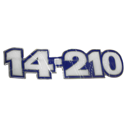 EMBLEMA LATERAL AZUL 14.210