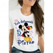 Camiseta Aniversario - Varios temas