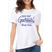 Camiseta Gratião