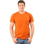 Camiseta Malha PV - Laranja