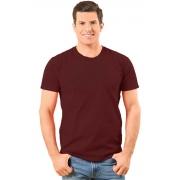 Camiseta Malha PV - Marrom