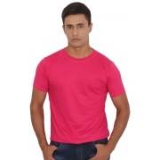 Camiseta Malha PV - Pink