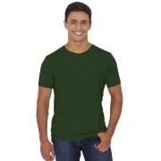 Camiseta Malha PV - Verde Escuro