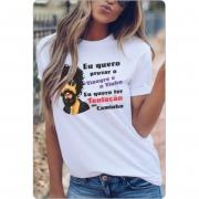 Camiseta Raul Seixas Egoista