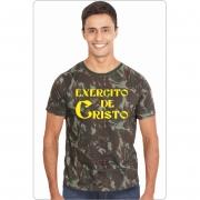 Camiseta Exercito de Cristo