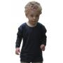 Camiseta infantil - Preta