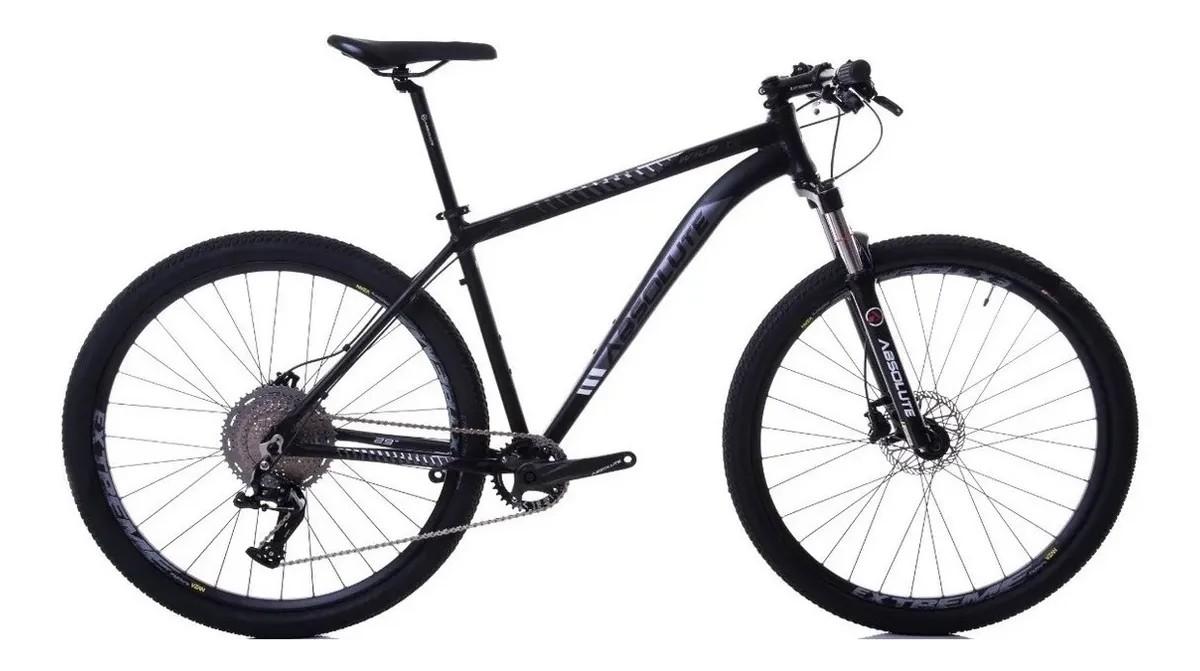 Bicicleta Aro 29 Absolute Wild 2021 12 Velocidades 11-50t Freio Hidráulico