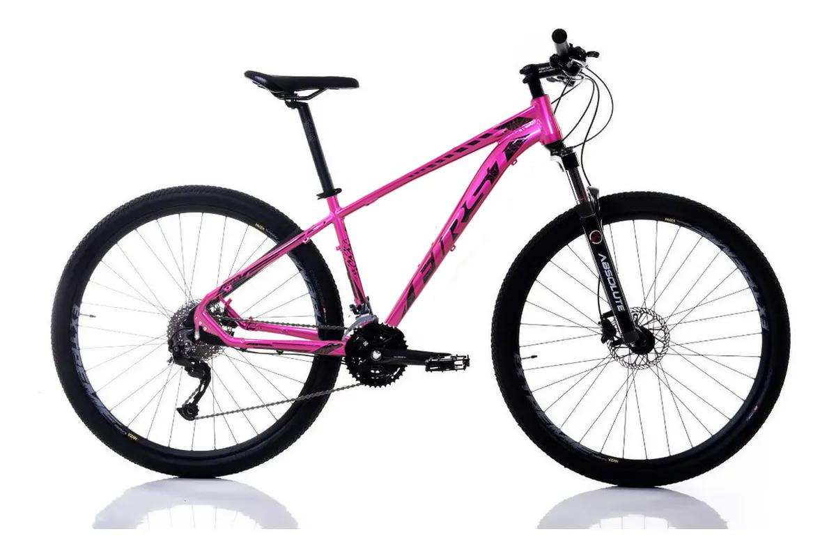 Bicicleta Aro 29 Lunix 27v Shimano Alívio Freio Hidr. 15,5