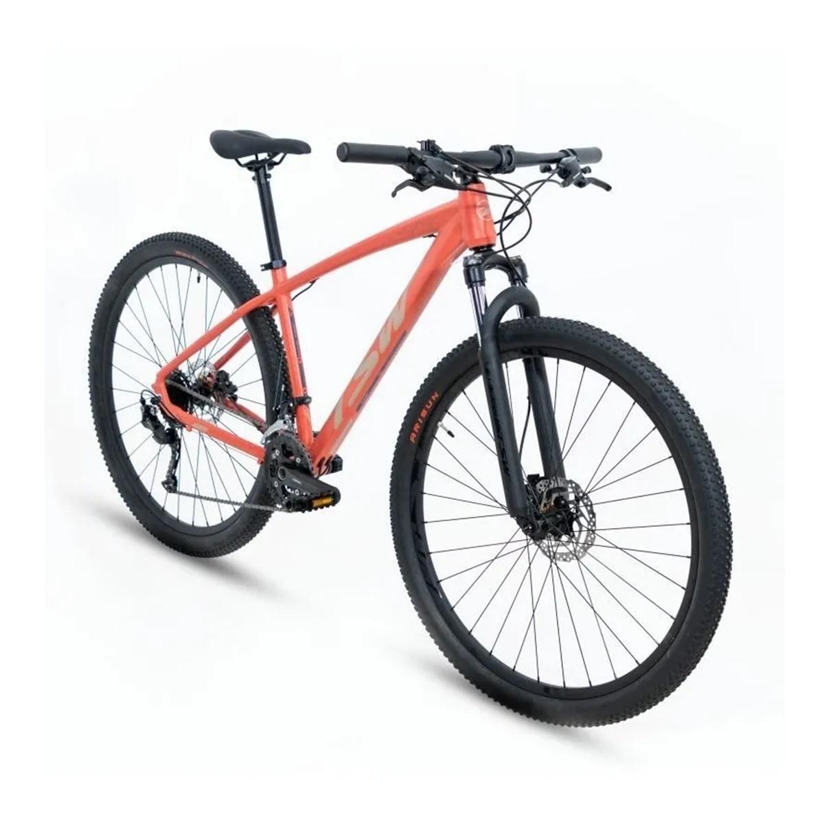 Bicicleta TSW Hunch Plus | 2021/2022 27 Velocidades Shimano Alivio