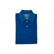 Camisa Polo Boschini Azul Royal