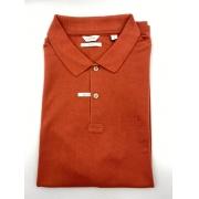 Camisa Polo Calvin Klein Vermelha