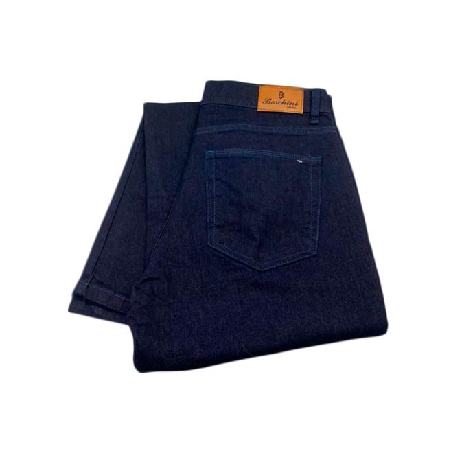 Calça Jeans Boschini Lavagem Escura