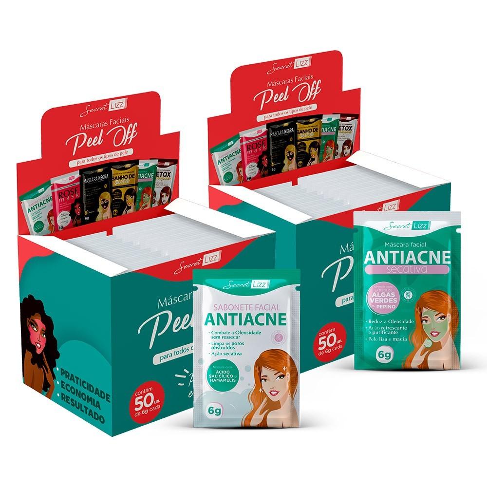 Kit Facial Antiacne