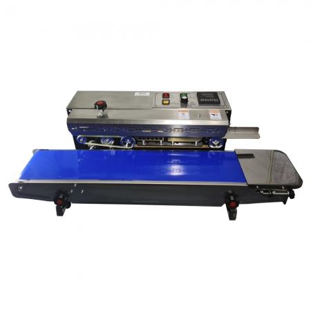 Seladora Automatica Contínua Horizontal em Aço Inox 220v