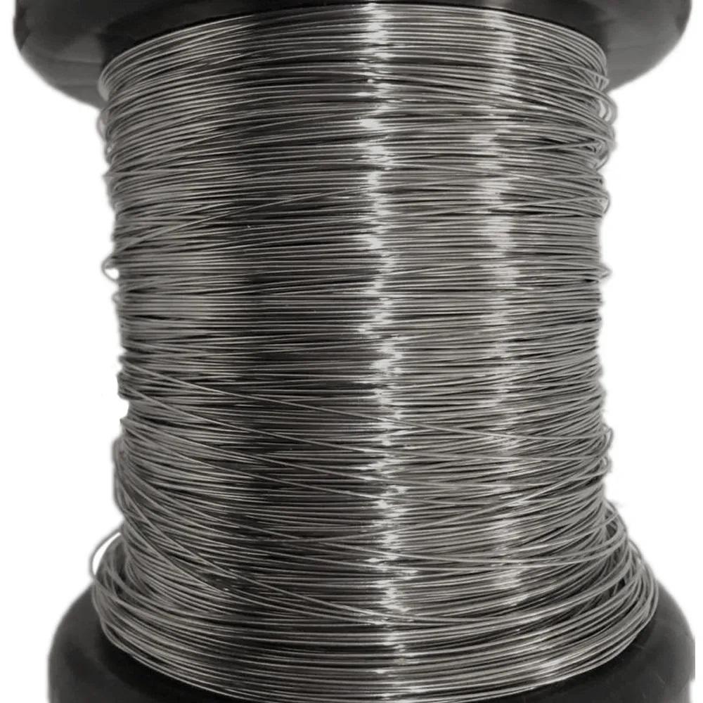 Fio Níquel Cromo 6mmx1 - 1metro para Manutenção de Seladoras