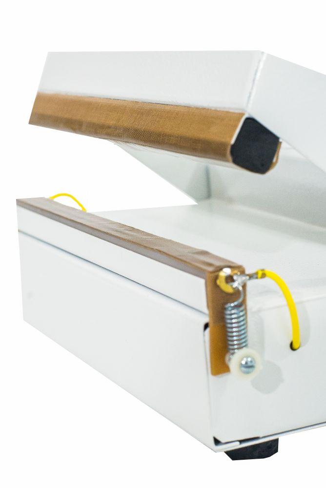 Seladora Manual com Temporizador 60cm Sela e Corta