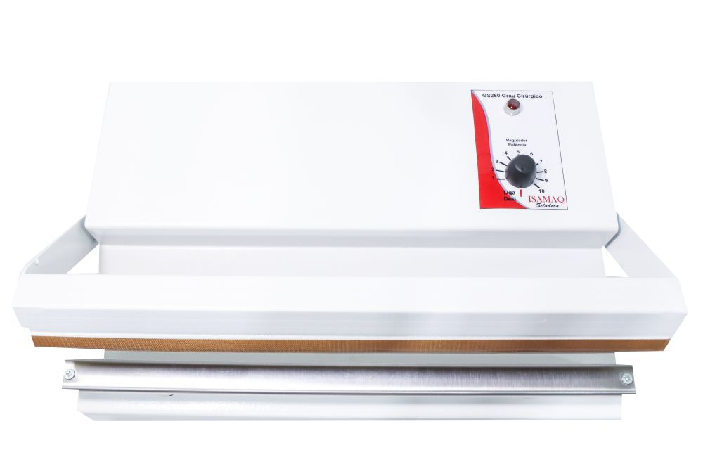 Seladora Manual Grau Cirúrgico Bivolt 25 cm