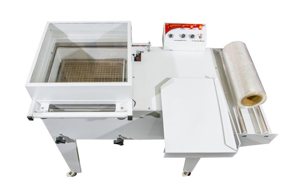 Seladora para Bandeja de ovos Semi-Automática Conjugada 70x70