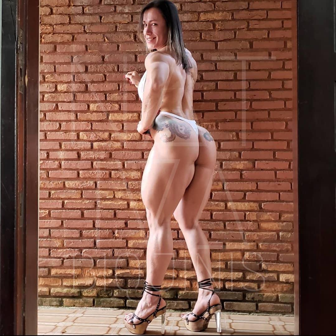Maiô Frente Única Transparente - Carla