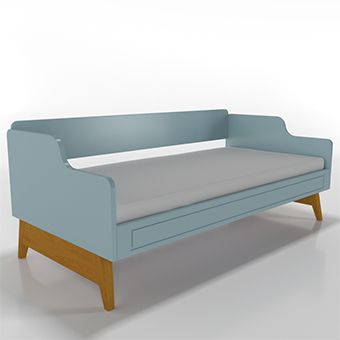 Cama sofá Galaxy
