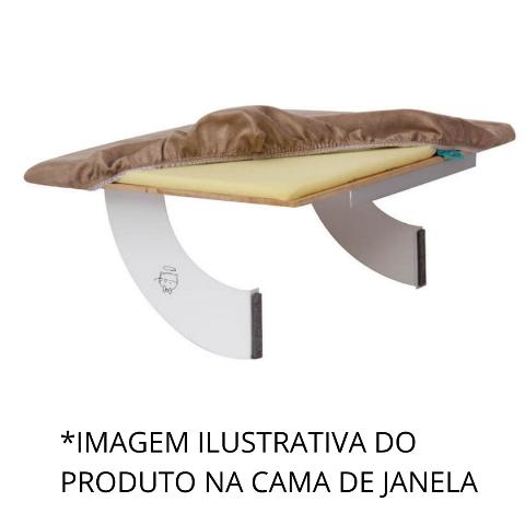 Capa para Cama de Janela