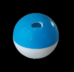 Porta Petiscos/ração Crazy Ball