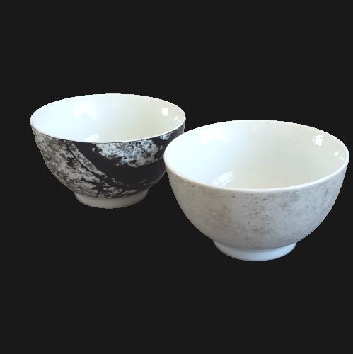 Pote de porcelana para água