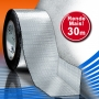AluBand PET06 Alumínio Maxi - Rolos 30m