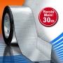 AluBand PET11 Alumínio Maxi - Rolos 30m