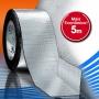 AluBand PET11 Alumínio Mini - Rolos 5m