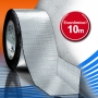 AluBand PET11 Alumínio - Rolos 10m