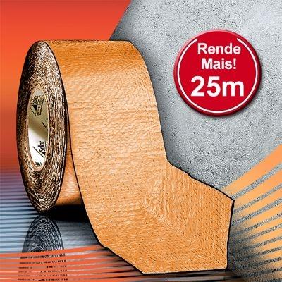 AluBand RF12 Terracota Maxi - Rolos 25m