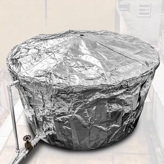 Capa Térmica para Caixa d'água - Caixa Fresca
