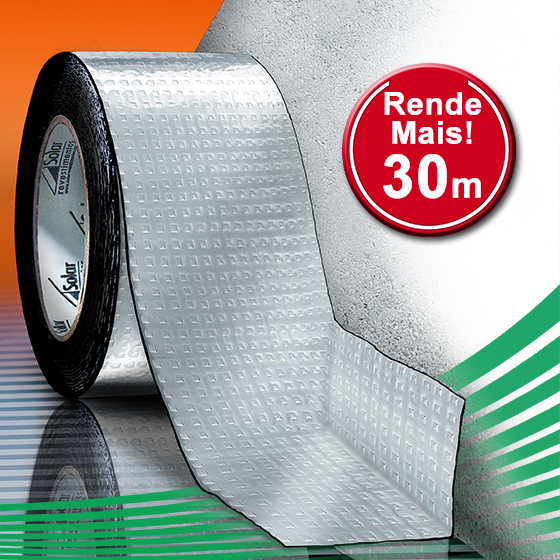 AluBand PE06 Alumínio Maxi - Rolos 30m