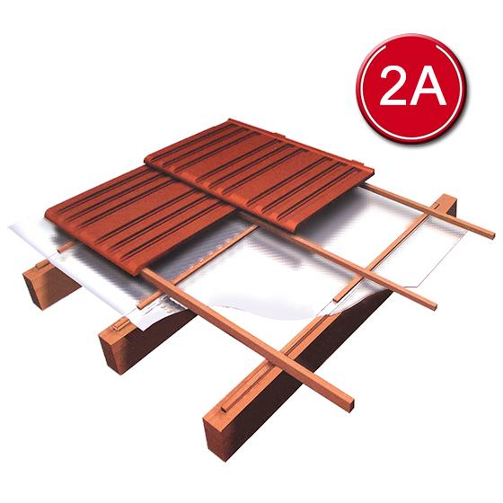 Manta Térmica Telhado Subcobertura - SolarFoil T 2A
