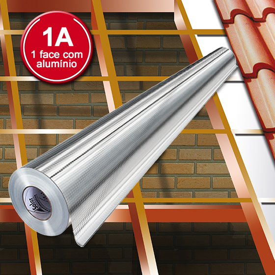 Manta Térmica Alumínio - ThermoFoil T-1A