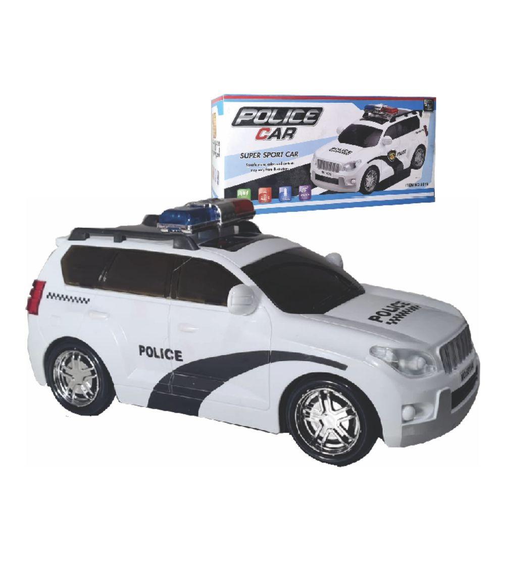 BATE VOLTA POLICIA C/SOM E LUZ TS25686