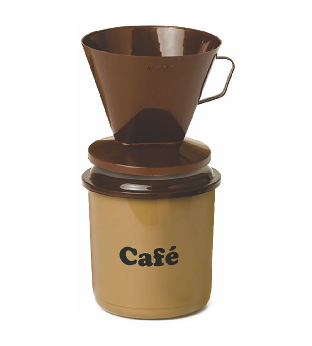 KIT CAFE - PORTA FILTRO/POTE 411