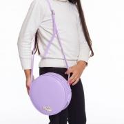 Bolsa Infantil Menina Redonda Petite Jolie PJ10219IN