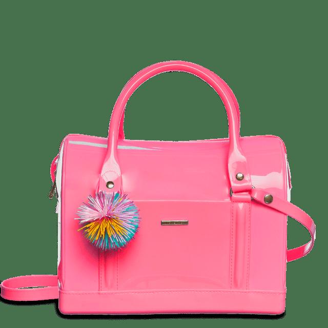 Bolsa Feminina Bloom Petite Jolie Baú e Tiracolo PJ10320