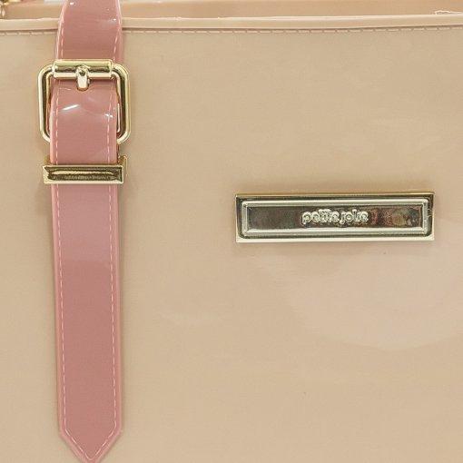Bolsa Feminina Petite Jolie Daily Alça de Mão e Transversal PJ10012