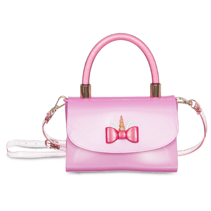 Bolsa Infantil Feminina Petite Jolie Unicórnio PJ10145IN