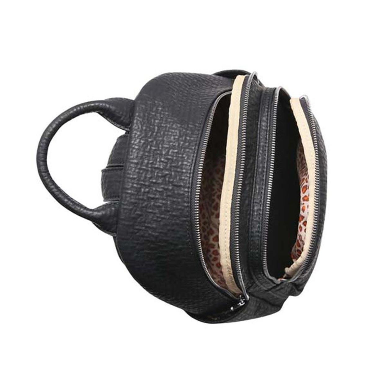 Bolsa Mochila Pequena Feminina Chenson Streetwear Original